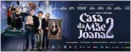 Casa da Mãe Joana 2: Primeiro trailer mostra os amigos trambiqueiros prontos para novos golpes