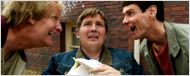 Jim Carrey e Jeff Daniels fazem caras e bocas e idiotices em novas imagens de Debi & Lóide 2