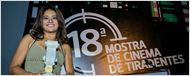 """Tiradentes 2015: """"a mais brasileira das nossas atrizes"""", Dira Paes é homenageada na abertura"""