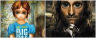 Personagens de filmes famosos ganham Grandes Olhos, revisitando filme de Tim Burton