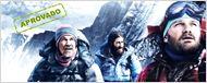 Amigos do AdoroCinema: Evereste tem belas imagens, mas demora para empolgar, dizem blogueiros