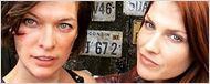Milla Jovovich e Ali Larter são destaques em fotos dos bastidores de Resident Evil: The Final Chapter