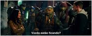 As Tartarugas Ninja 2 ganha primeiro trailer!