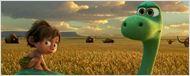 Que tal homenagear um amigo com um vídeo inspirado em O Bom Dinossauro?