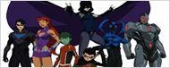 Liga da Justiça vs. Jovens Titãs: Confira a primeira imagem e os dubladores da nova animação da DC