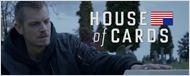 House of Cards: Joel Kinnaman, de Robocop, estará na quarta temporada e já aparece em imagem