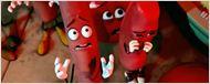 A comida também tem sentimentos no primeiro trailer de Sausage Party