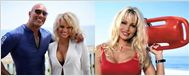 Dwayne Johnson confirma: Pamela Anderson estará em novo Baywatch