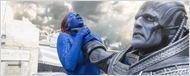 """Cartaz de X-Men em que Apocalipse enforca a Mística é criticado por """"fazer apologia à violência contra as mulheres"""""""