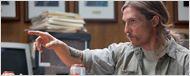 Matthew McConaughey diz que tem conversado com Nic Pizzolatto sobre terceira temporada de True Detective