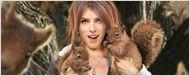 Irmãos Russo aprovam Anna Kendrick como Garota Esquilo