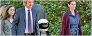 Jacob Tremblay, Julia Roberts e Owen Wilson aparecem em fotos das gravações de Extraordinário