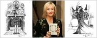 J.K. Rowling mostra seu talento oculto com ilustrações de Harry Potter