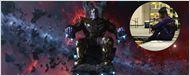 Os ensaios já começaram! Confira a primeira foto do set de Vingadores 3: Guerra Infinita