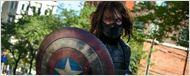 Sebastian Stan posta foto com escudo diferente do Capitão América