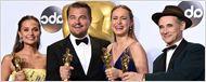 Alicia Vikander, Leo DiCaprio, Brie Larson e Mark Rylance irão apresentar o Oscar 2017