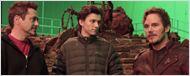 Vingadores: Guerra Infinita confirma Homem-Aranha e Guardiões da Galáxia em primeiro vídeo oficial