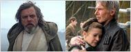 Mark Hamill gostaria que Star Wars - O Despertar da Força tivesse mostrado reunião entre Luke, Leia e Han
