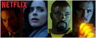 Demolidor, Jessica Jones, Luke Cage e Punho de Ferro formam um time inusitado no trailer de Os Defensores