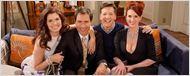 Will & Grace: Protagonistas surgem sorridentes em novo cartaz no revival