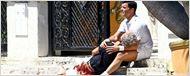 Édgar Ramírez, Darren Criss e Ricky Martin gravam cena de assassinato no set de Versace: American Crime Story