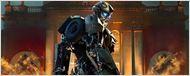 Com visual diferente, Bumblebee luta contra nazistas em novo cartaz de Transformers: O Último Cavaleiro