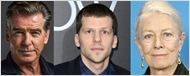 The Medusa: Filme reunirá Jesse Eisenberg, Pierce Brosnan e Vanessa Redgrave