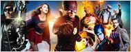 Fotos das filmagens do crossover de The Flash, Arrow, Supergirl e Legends of Tomorrow apontam outro casamento