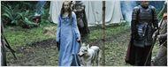 Morre Zunni, a cachorra que interpretou Lady em Game of Thrones e foi adotada por Sophie Turner