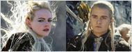 """Orlando Bloom zoa Emma Stone por """"roubar"""" visual de Legolas em série de TV"""