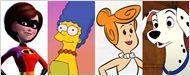 As melhores mães das animações