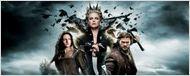 Filmes na TV: Hoje tem Branca de Neve e o Caçador e Alice no País das Maravilhas