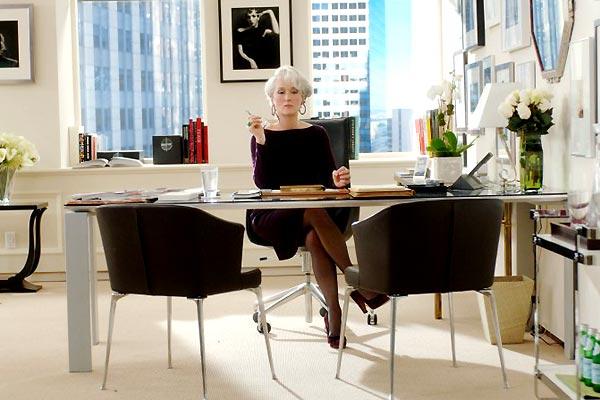 O Diabo Veste Prada : Foto David Frankel, Meryl Streep