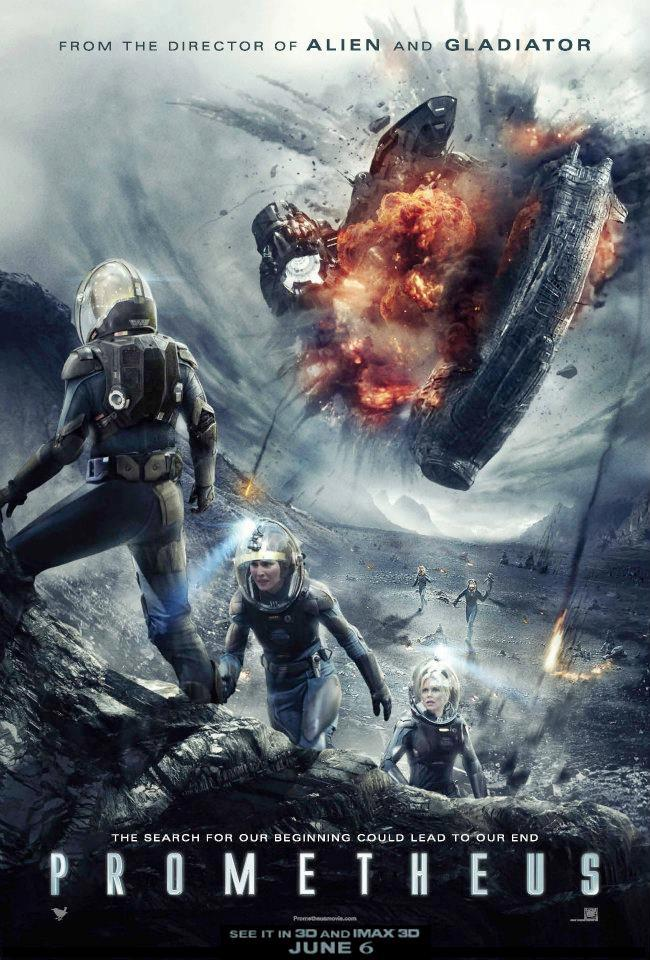 Prometheus – HD 720p – Dublado