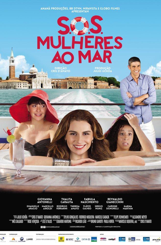 Resenha, filme, SOS-Mulheres-ao-Mar, opiniao, critica, comedia-romantica
