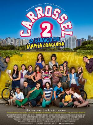 Carrossel 2 - O Sumiço de Maria Joaquina