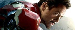 Robert Downey Jr. divulga novo cartaz de Vingadores 2 e promete grande surpresa para os próximos dias