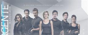 A Série Divergente: Convergente tem novo cartaz nacional