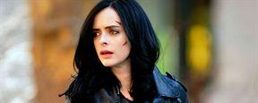 Atriz de Jessica Jones comenta o motivo que fez Homem de Ferro 3 não ter uma vilã