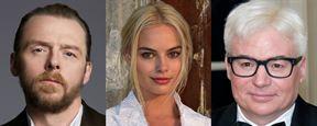 Simon Pegg e Mike Myers entram para o elenco de suspense noir estrelado por Margot Robbie