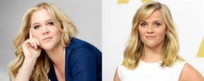 Amy Schumer vai estrelar comédia produzida por Reese Witherspoon