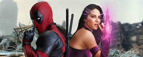 Olivia Munn espera o retorno de Psylocke num filme da X-Force com Deadpool