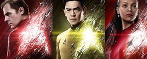 Star Trek: Confira os cartazes individuais de Scotty, Sulu e Uhura