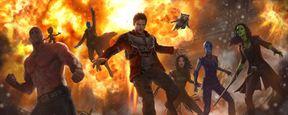 Comic-Con 2016: Baby Groot rouba a cena no trailer e em clipe de Guardiões da Galáxia 2