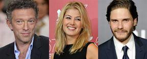 Vincent Cassel, Rosamund Pike e Daniel Brühl estão perto do novo filme de José Padilha