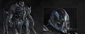 Imagens oficiais trazem o visual e a descrição dos robôs-alienígenas de Transformers: O Último Cavaleiro