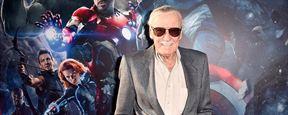 Stan Lee já filmou suas participações especiais em quatro filmes ainda inéditos da Marvel