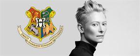Tilda Swinton critica a imagem de Hogwarts em Harry Potter