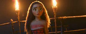 Disney divulga clipe de outra canção-tema de Moana - Um Mar de Aventuras