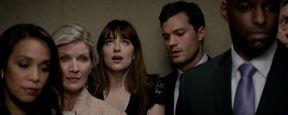 Christian Grey ensina como seduzir uma dama no elevador em novo trailer de Cinquenta Tons Mais Escuros